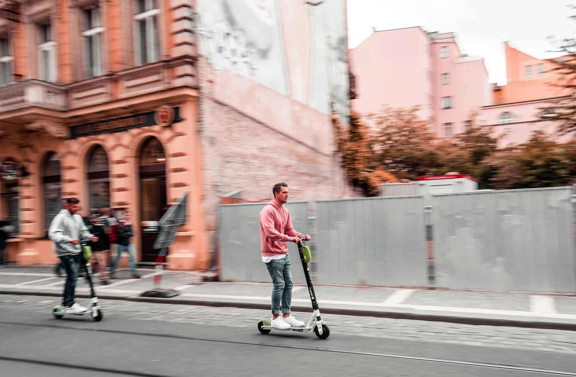 Electric scooters are good personal vehicles for city, commuting, and recreational use