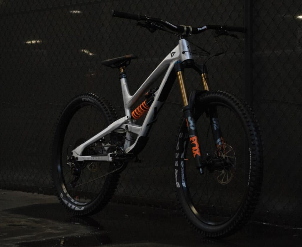Modern mountain bikes are not ideal for commuting due to their extremely wide tires, long-travel suspension, and elongated geometry